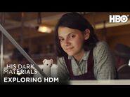 His Dark Materials - Exploring HDM- Daemons, Dust, Alethiometer - HBO