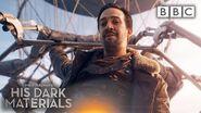 Lin-Manuel Miranda's all singing arrival into His Dark Materials His Dark Materials - BBC