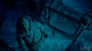 Lord Asriel in the aurora