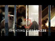 HIS DARK MATERIALS - Creating Cittàgazze - BFI & Radio Times TV Festival