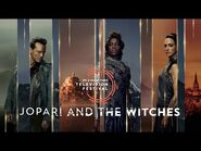 HIS DARK MATERIALS - Jopari and the Witches - BFI & Radio Times TV Festival