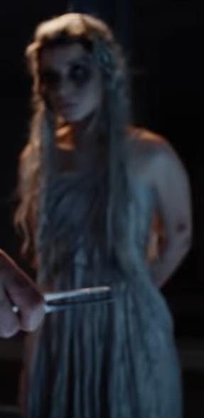Tortured witch