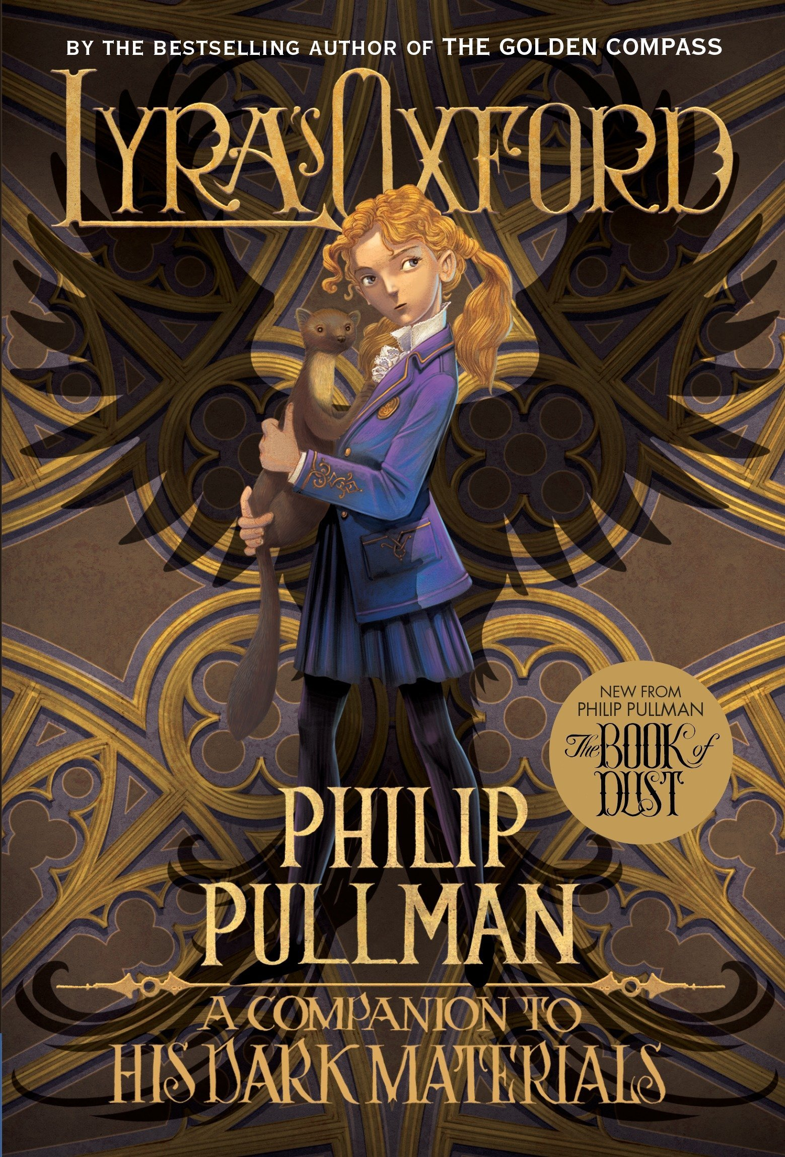 Lyra's Oxford-A Companion To His Dark Materials new cover.jpg