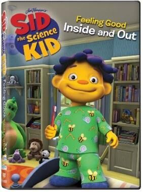 Sid the Science Kid - Feeling Good DVD.jpg