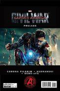 Captain America - Civil War Prelude 1A