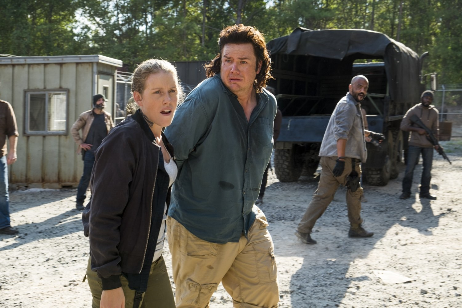 Walking Dead: Hostiles and Calamities