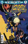 Batgirl and the Birds of Prey 1A