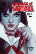 Vengeance of Vampirella Vol 2 2A