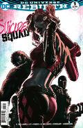 Suicide Squad Vol 4 1A