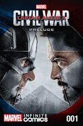 Captain America - Civil War Prelude 1