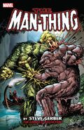 Man-Thing by Steve Gerber - The Complete Collection 2