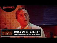 The Mummy's Shroud - The Mummy Kills Again (Official Clip)