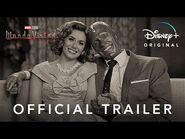 WandaVision - Official Trailer - Disney+