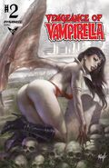 Vengeance of Vampirella Vol 2 2