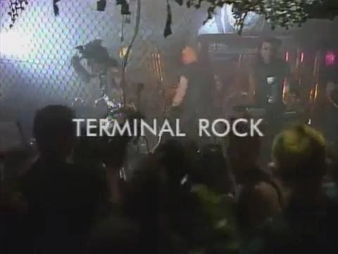 War of the Worlds: Terminal Rock