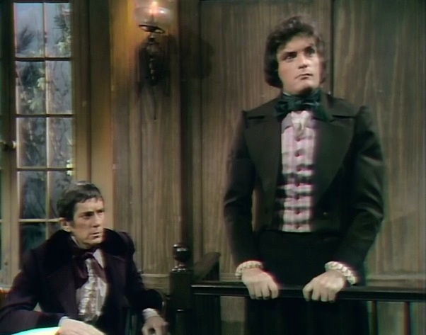 Dark Shadows: 1186