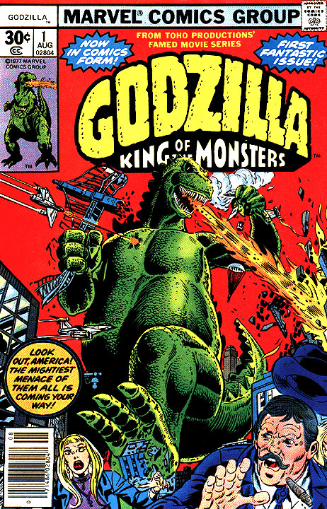 Godzilla, King of the Monsters Vol 1