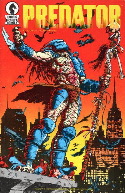 Predator Vol 1