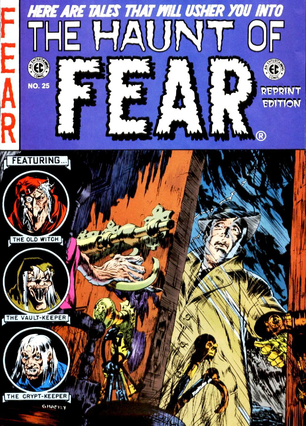 Haunt of Fear 25
