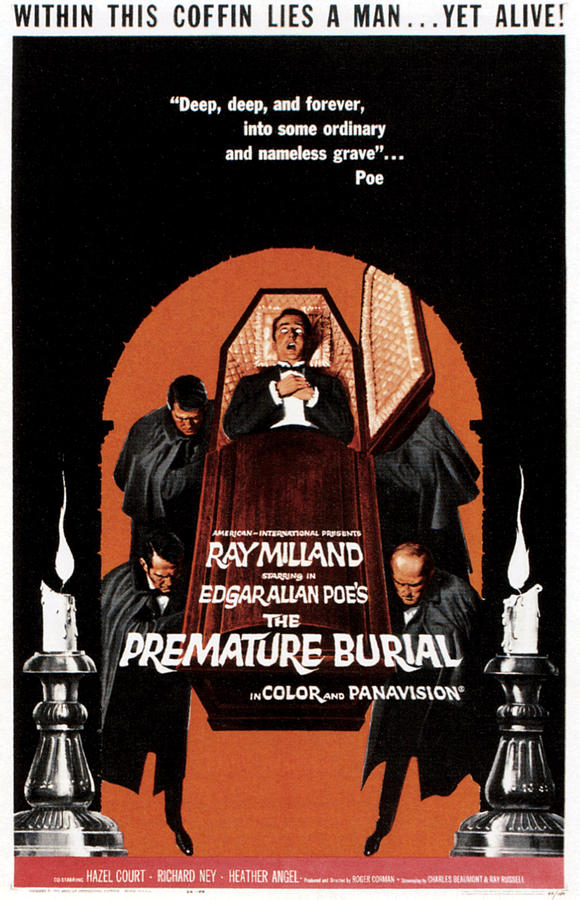 Premature Burial (1962)