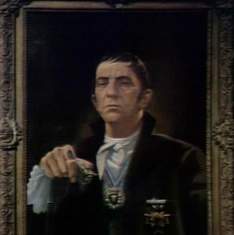 Portrait of Barnabas Collins