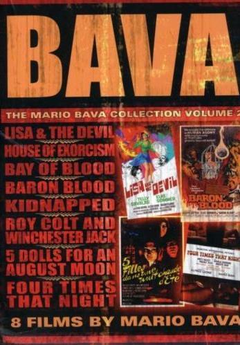 Mario Bava Collection, Volume 2