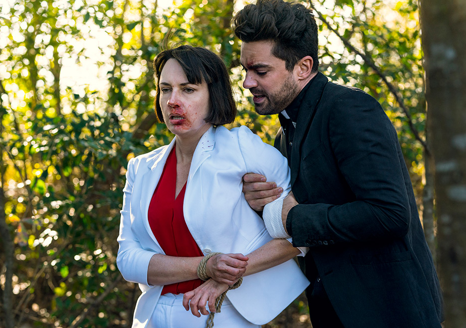 Preacher: Sonsabitches