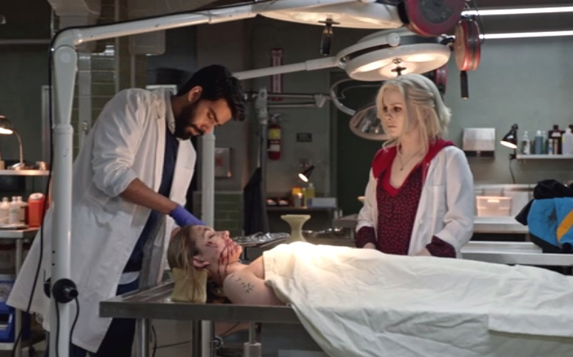 IZombie: Flight of the Living Dead