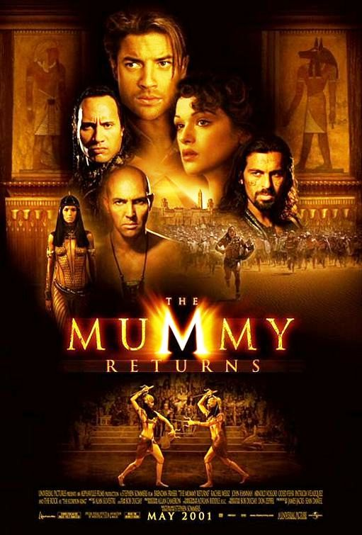 Mummy Returns, The (2001)