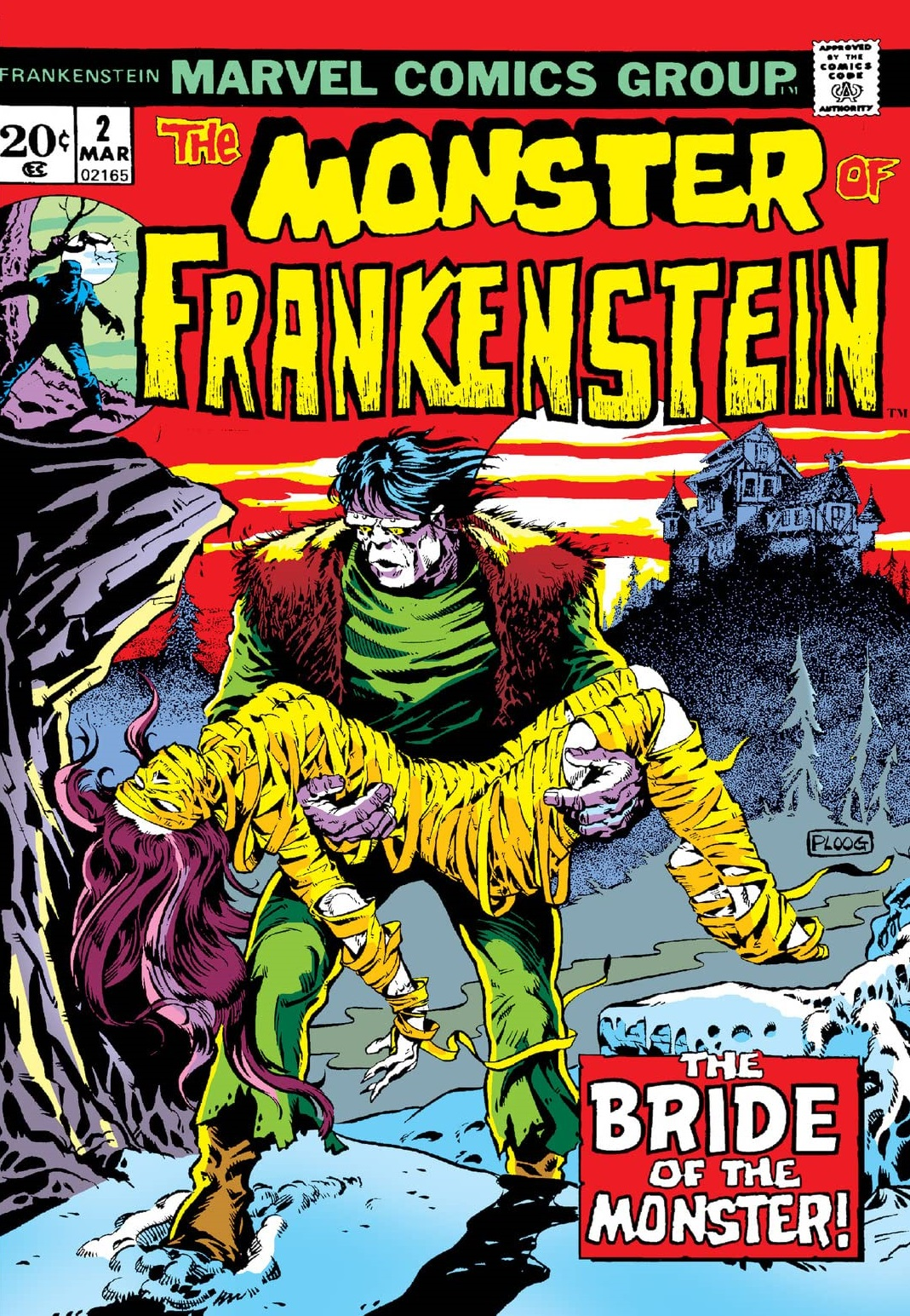 Frankenstein Monster 2