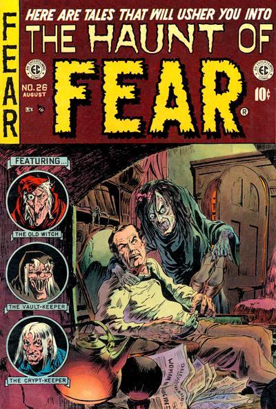 Haunt of Fear 26