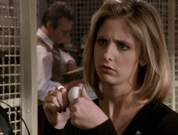 Buffy the Vampire Slayer: Bad Eggs