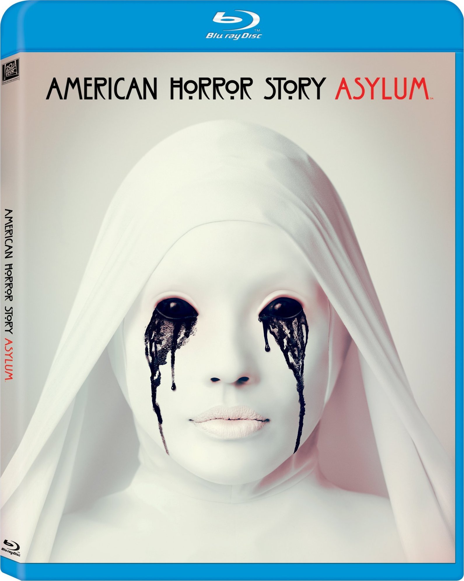 American Horror Story: The Complete Second Season/Blu-ray
