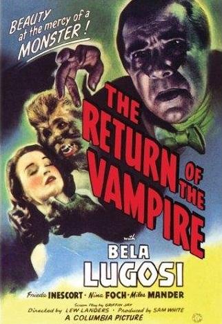 Return of the Vampire, The
