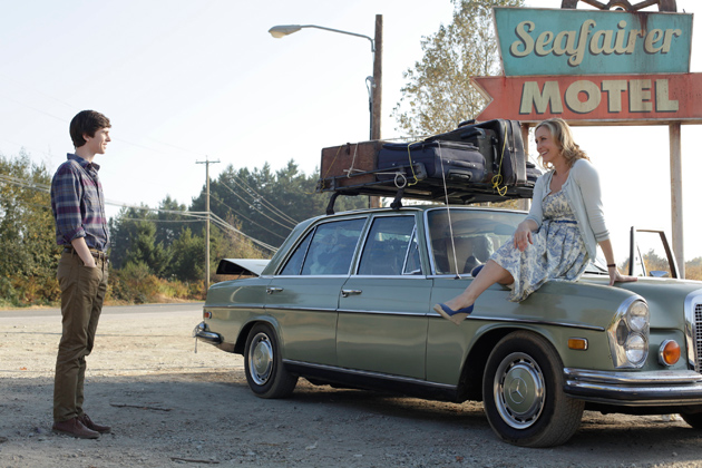 Bates Motel: First You Dream, Then You Die