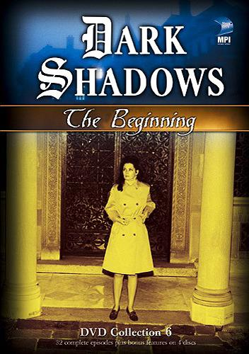 Dark Shadows: The Beginning DVD Collection 6