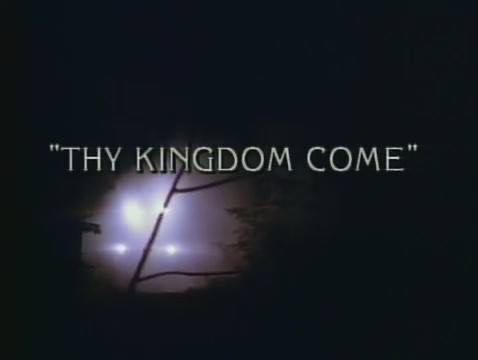 War of the Worlds: Thy Kingdom Come