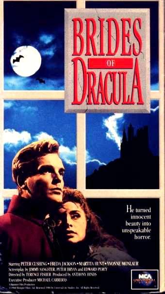 Brides of Dracula (1960)