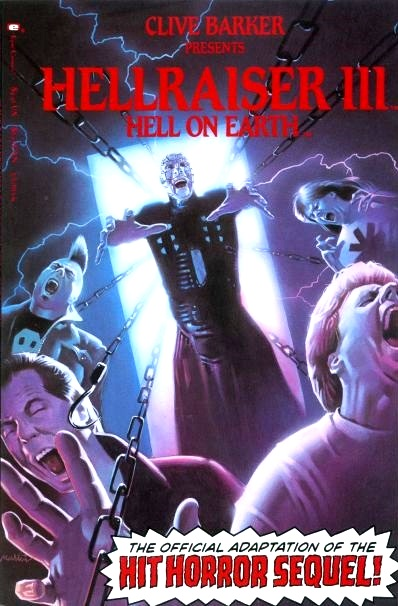 Hellraiser III: Hell on Earth 1