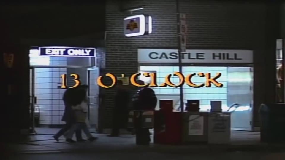 Friday the 13th: 13 O'Clock