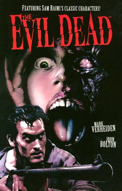 Evil Dead: The Trade Paperback