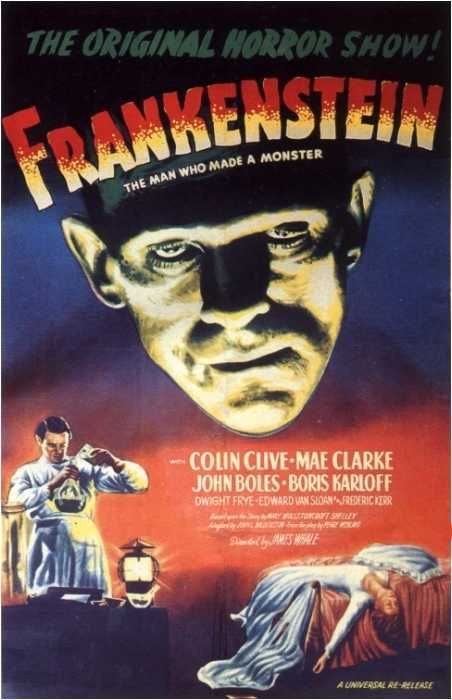 Frankenstein/Gallery
