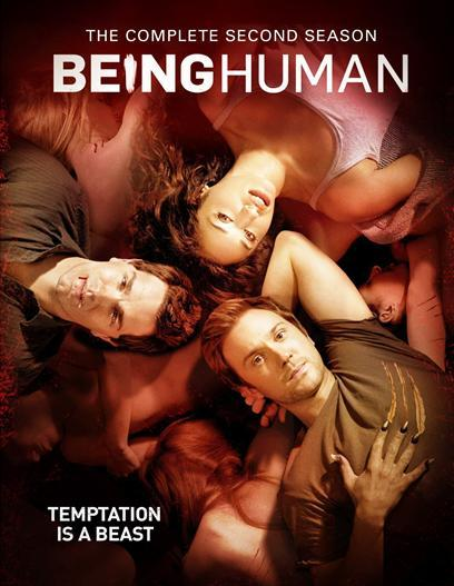 Being Human: The Complete Second Season/DVD