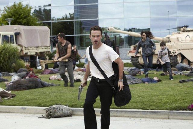Walking Dead: TS-19