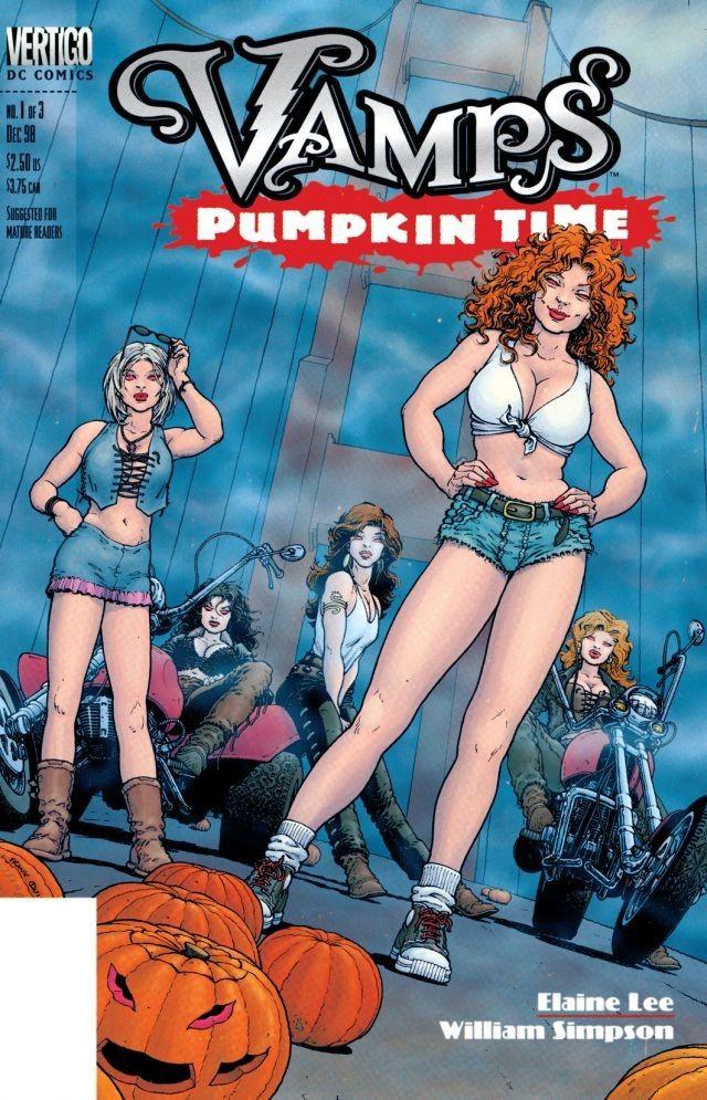 Vamps: Pumpkin Time 1