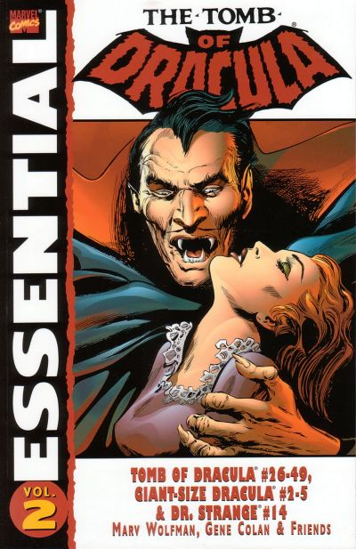 Essential Tomb of Dracula Vol 1 2