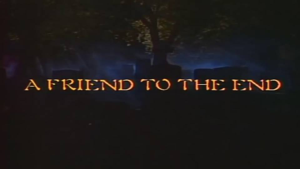 Friday the 13th: A Friend to the End