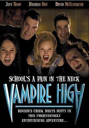 Vampire High (TV Series)