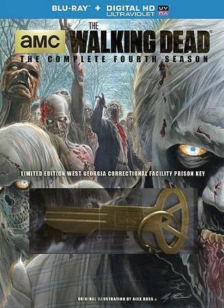 Walking Dead - The Complete Fourth Season Blu-ray - Walmart exclusive.jpg