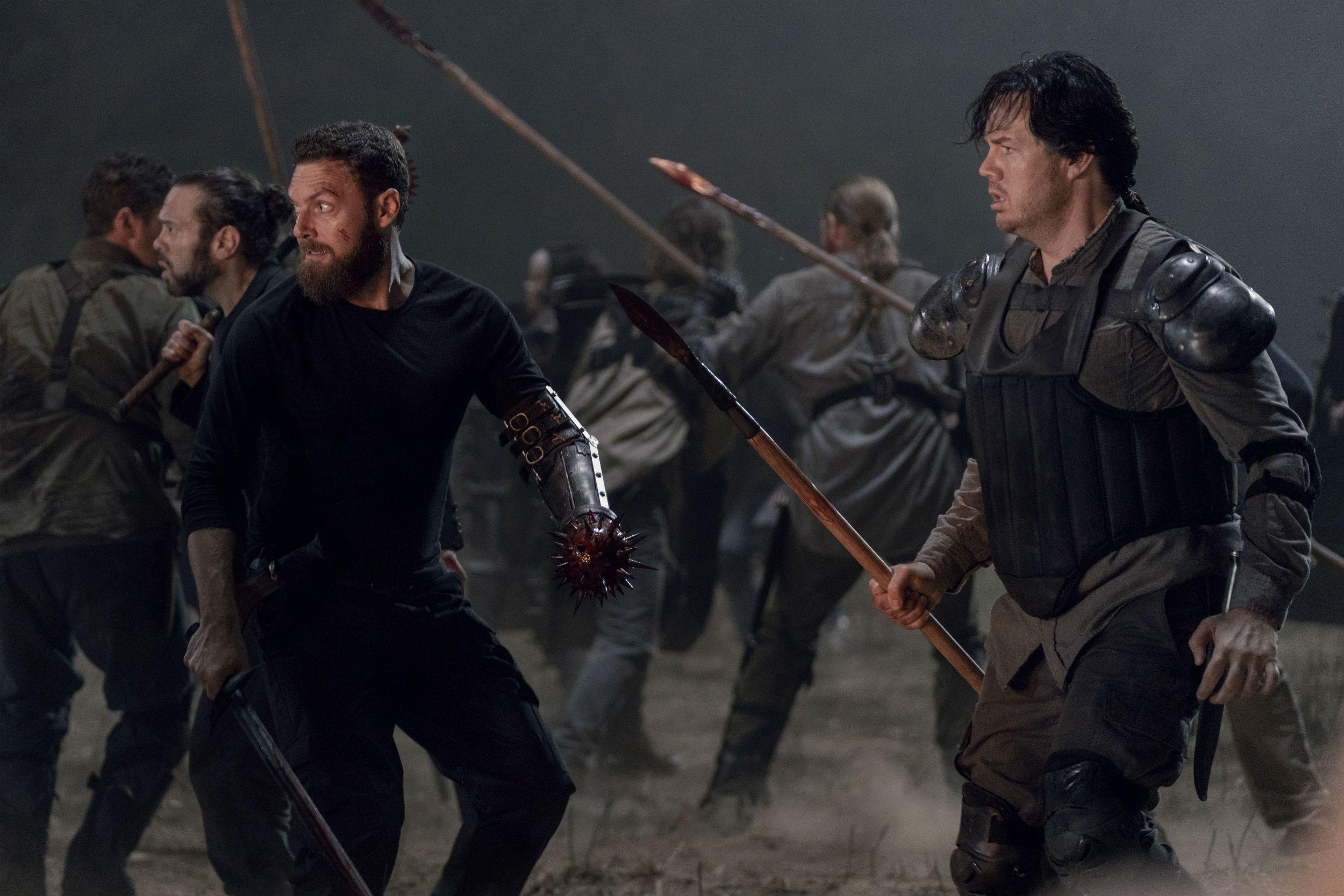 Walking Dead: Morning Star